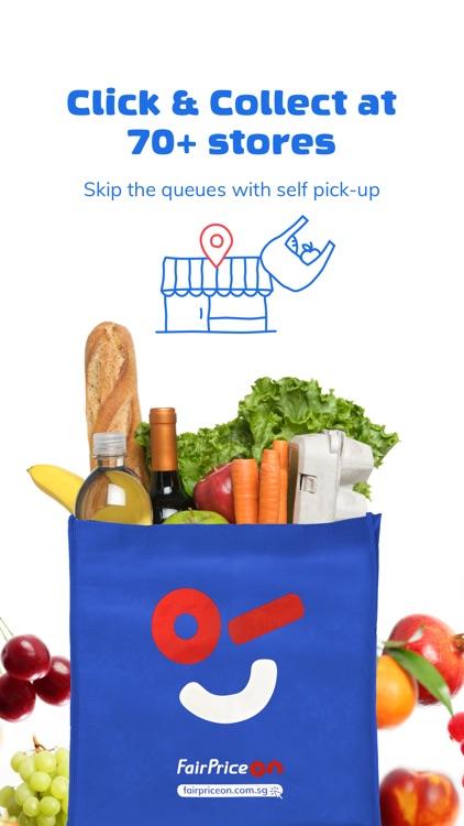 FairPrice: #1 Grocery Retailer screenshot-4