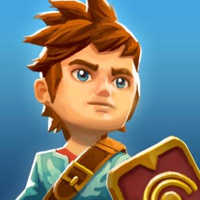 Oceanhorn en top de juegos de mundo abierto para Android y iOS