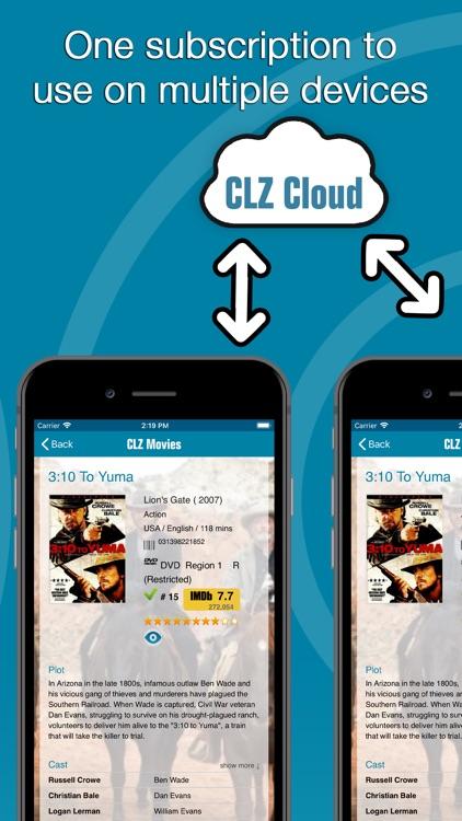 CLZ Movies - Movie Database screenshot-5