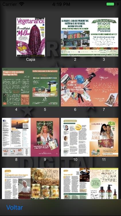 Revista dos Vegetarianos Br screenshot-4