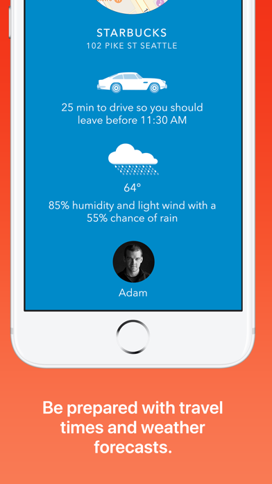 Timepage by Moleskine Studio Screenshot