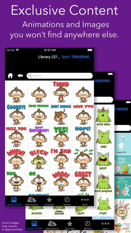 Fun Animations - MMS Texting