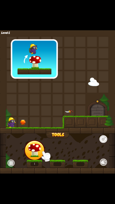 The Mole Miner screenshot #1