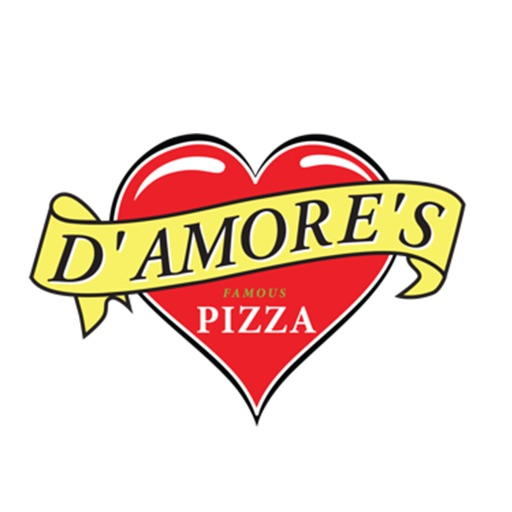 D'Amores Famous Pizza icon