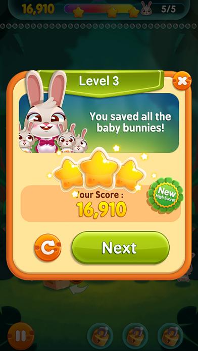 Bunny Pop! screenshot1