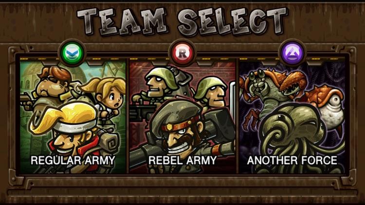 Metal Slug Infinity: Idle Game screenshot-4