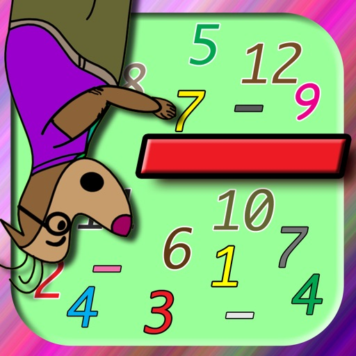 Subtraction Drills Flashcards