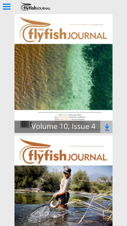 The Flyfish Journal