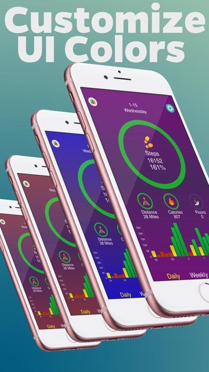 Step Tracker and Counter screenshot-8