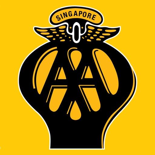 AA Singapore iOS App