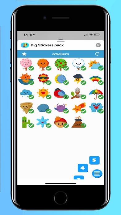 iMessageと用ステッカー作成ツールのおすすめ画像10