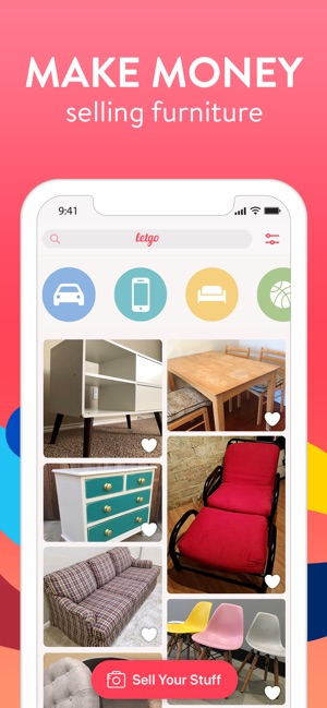 letgo buy sell used stuff on the app store rh itunes apple com
