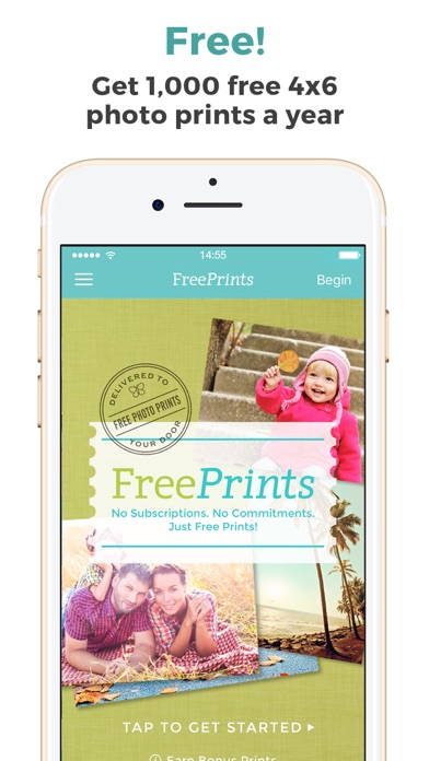 Freeprints Photos Delivered review screenshots