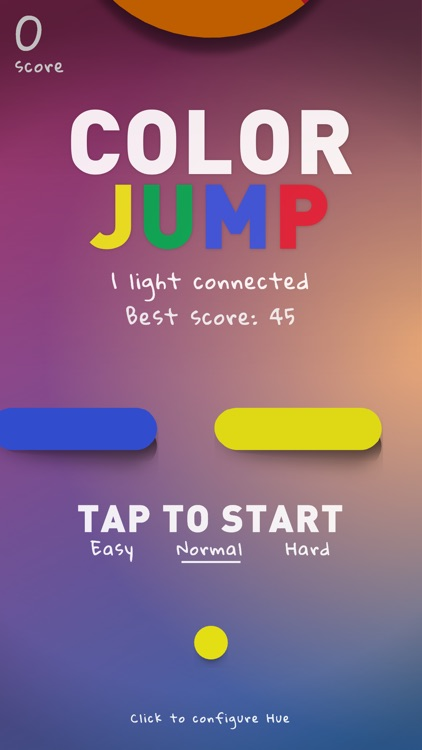 Hue Game - Color Jump
