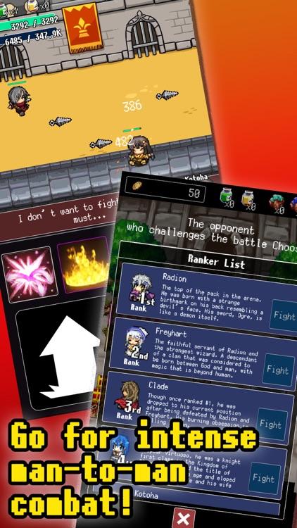 Hack & Slash Hero screenshot-3
