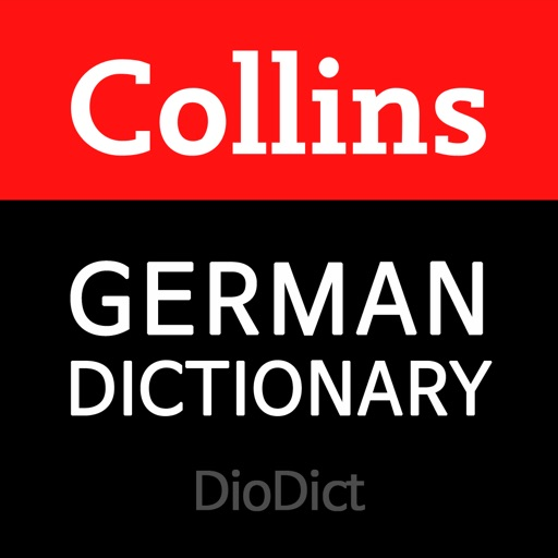 Collins Deluxe German English