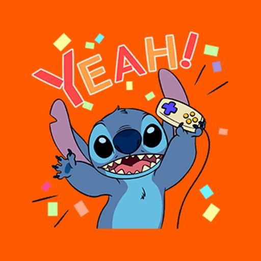 lovely Koala Stitch, Stickers