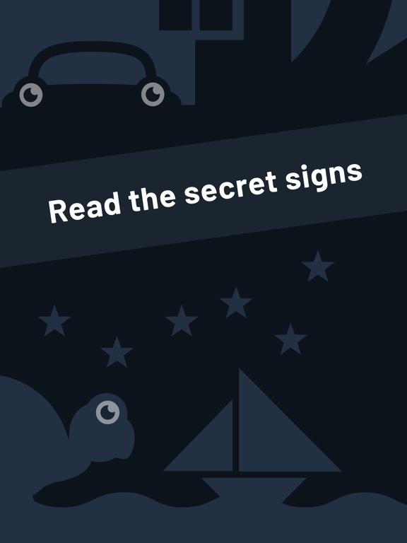 Игра Secret Signs