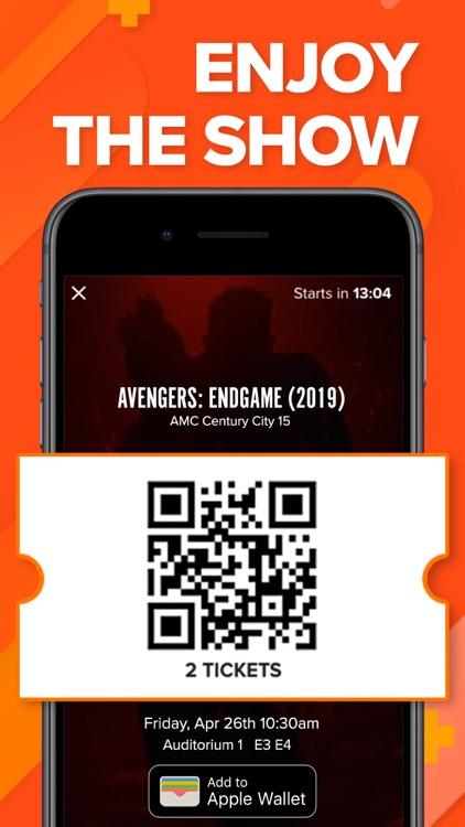 Fandango Movie Tickets & Times screenshot-5