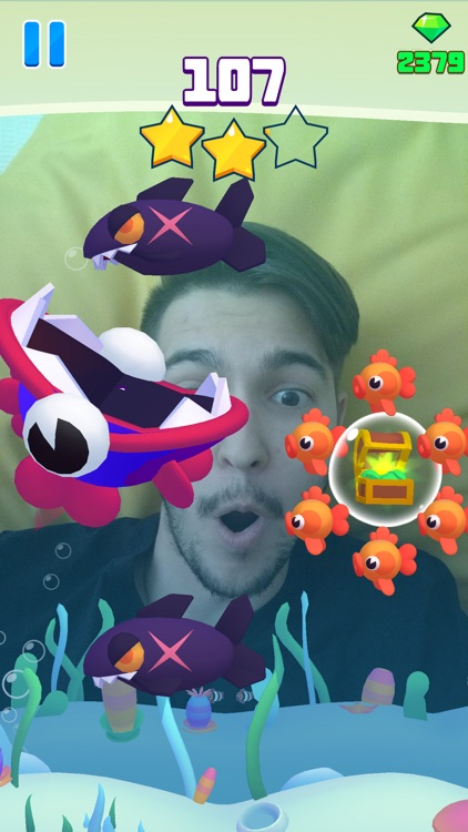 Blink Fish