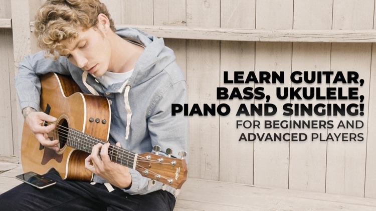 Yousician Guitar, Piano & Bass screenshot-0