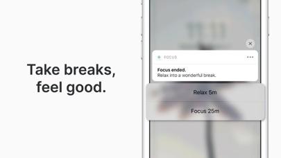 ポモドーロタイマー : Focus Betterのおすすめ画像3