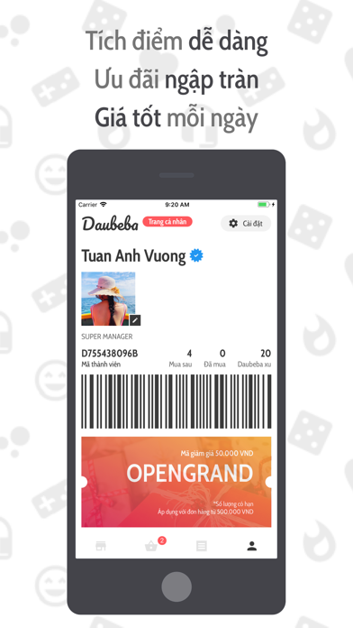 Daubeba - Tiệm này chill phết screenshot 4
