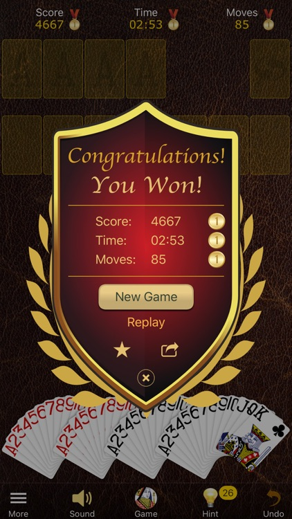 Solitaire by Logify screenshot-4
