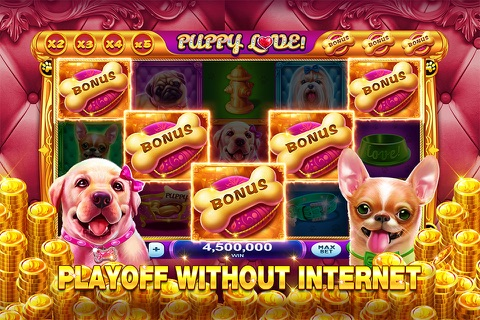 Double Win Casino Slots Game - náhled