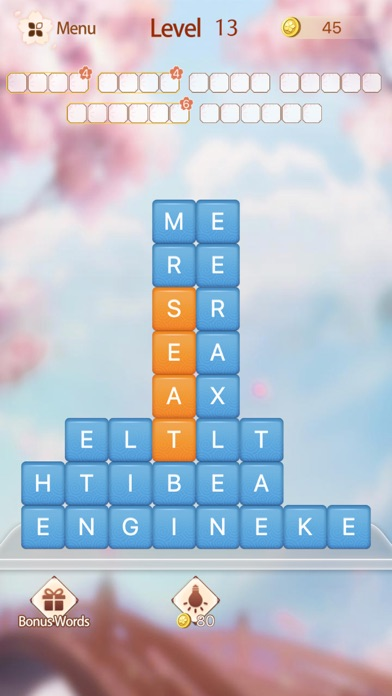 Word Shatter -Puzzle word game screenshot 4