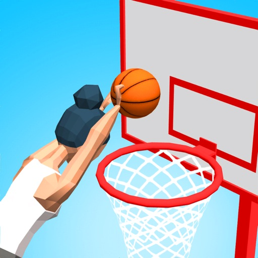 Flip Dunk free software for iPhone and iPad