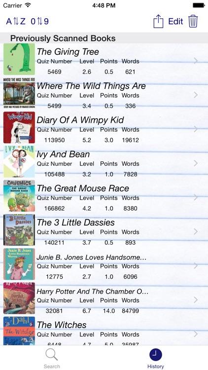 BookScanner App screenshot-4
