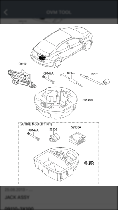 Kia Car Parts Diagramsのおすすめ画像4