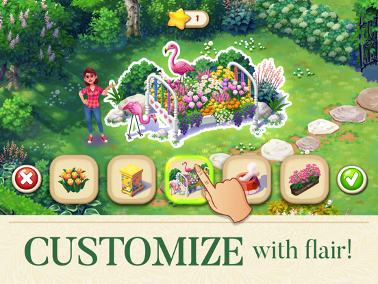 Lily S Garden Design Relax Games Family Entertainment Puzzle