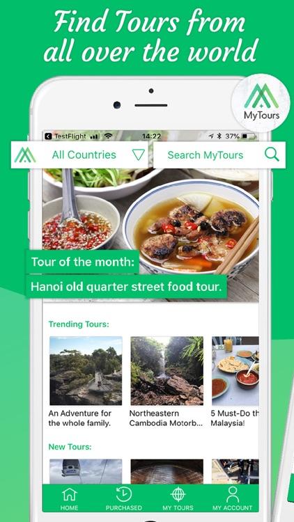 MyTours - Travel Tips & Tours