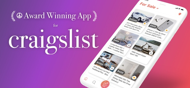 Clx For Craigslist On The App Store