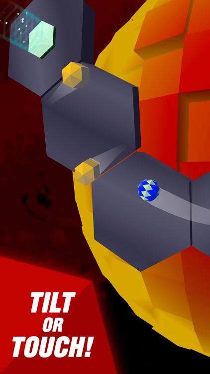 Tiltagon Turbo screenshot-3