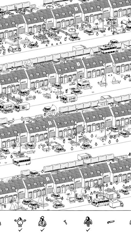 Hidden Folks screenshot-1