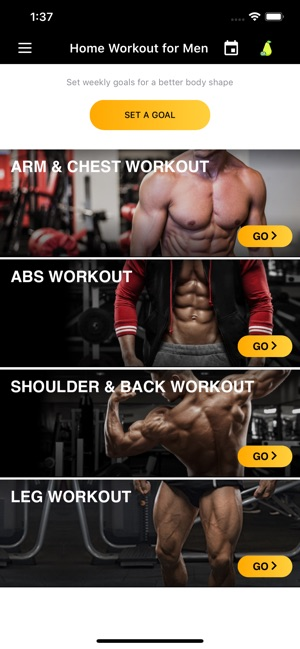 Home Workout for Men on the App Store