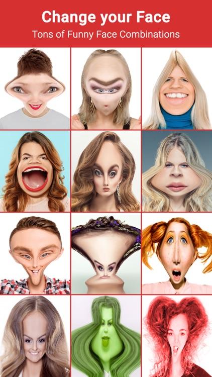 Guffaw Funny Photo Video Booth screenshot-4