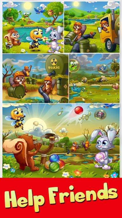 Forest Rescue: Bubble POP screenshot-6