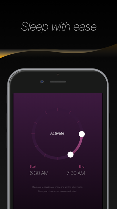 Screenshot for Light Sleep Box in United States App Store