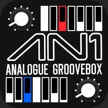 AN1 Analogue Groovebox Logo