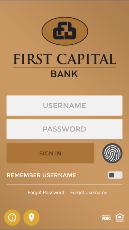 first capital bank of texas app