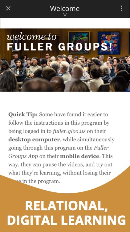 FULLER Groups screenshot-4
