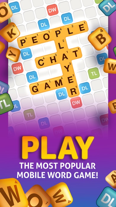 Words With Friends 2 Word Gameのおすすめ画像1