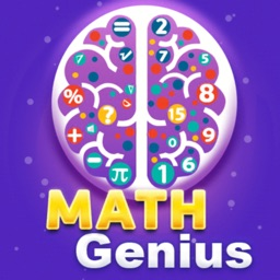 Math Genius -Math Riddles Game