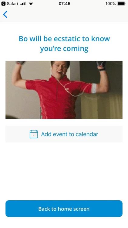 Invite - bring people together screenshot-5