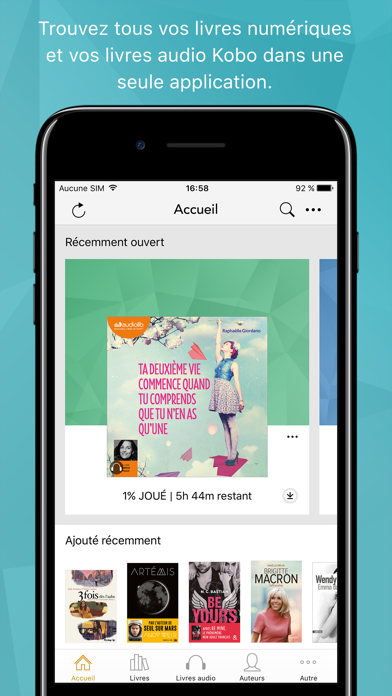 download Kobo by Fnac apps 3