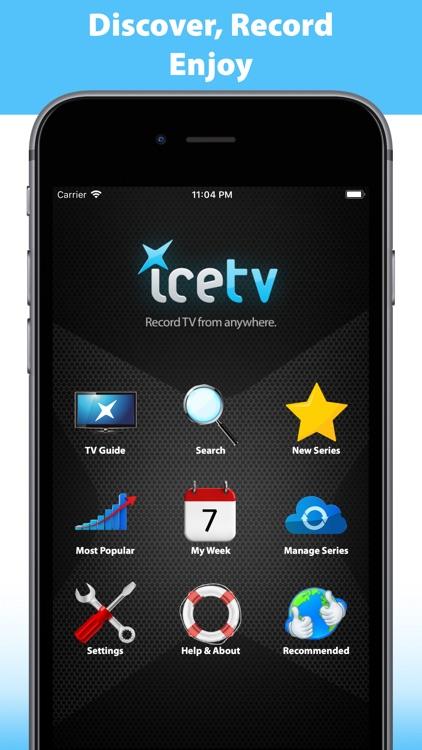 IceTV - TV Guide